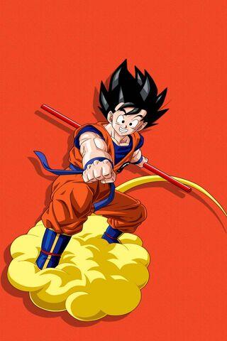 Goku Magic Cloud