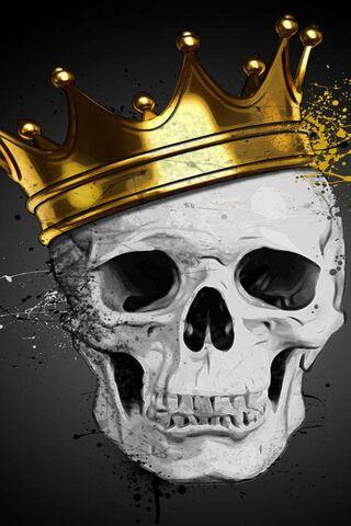 Raja Skull