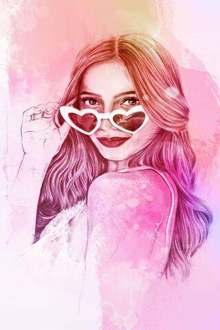 Pink Barbie Girl
