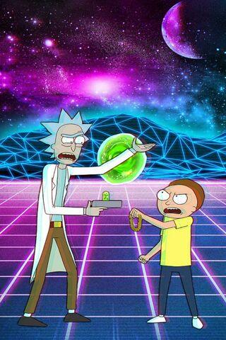 Rad Rick và Morty
