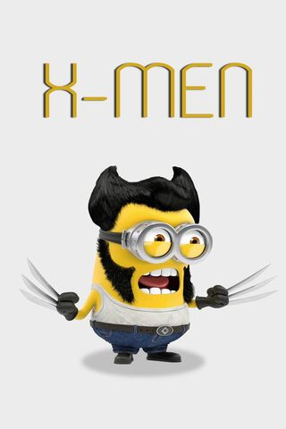 X-Men Minion