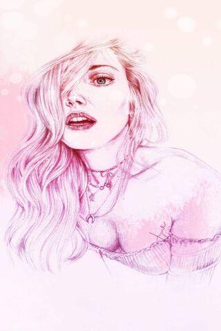Pink Barbie Girl 2