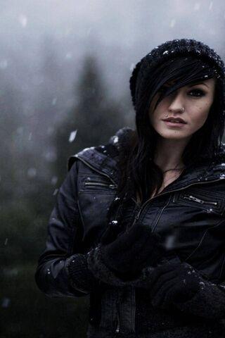 Cô bé mùa đông