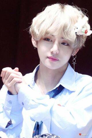 Cutie Taehyung
