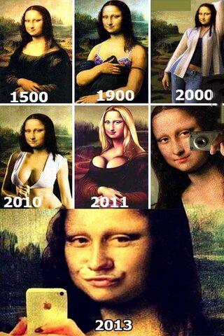 Mona Lisa Evolution