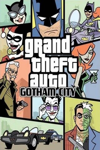 Gta Gotham City