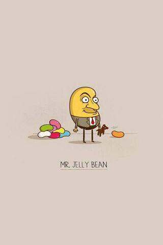 Mr Jelly Bean