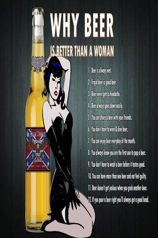 Bia Vs Woman