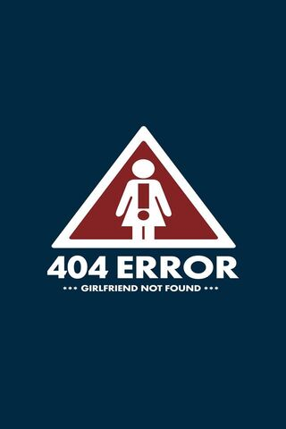 404 Girlfriend Not F