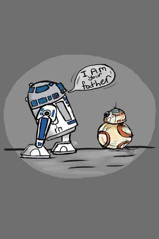 R2-D2 Ft Bb-8