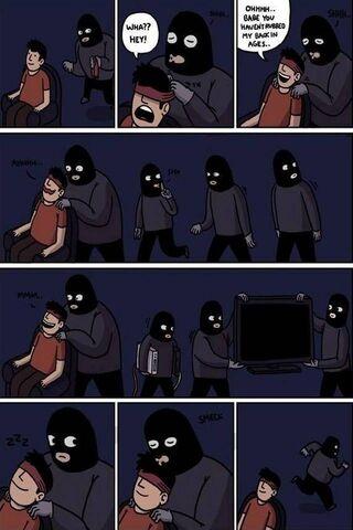 Smart Thief
