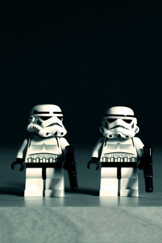 Sw Lego Troopers