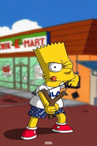 Bart é hype