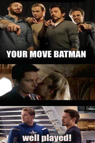 Batman gagne