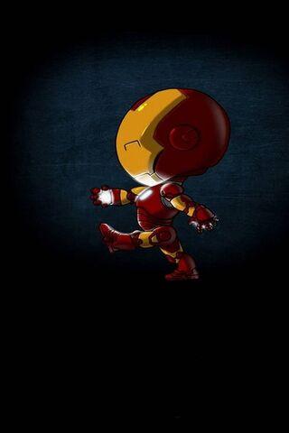 Mini Iron Man