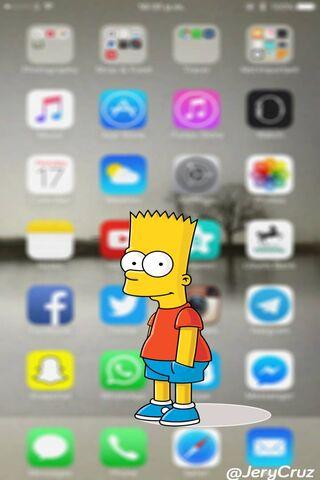 巴特Iphone