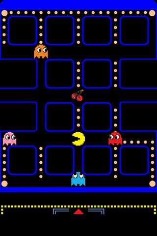 App Pacman Shelf