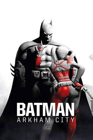 Batman N Harley