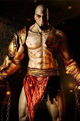 God Of War Kartos