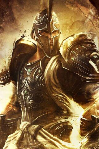 God Of War Trojan