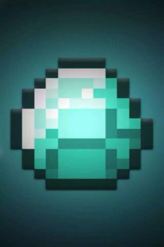 Diament Minecraft