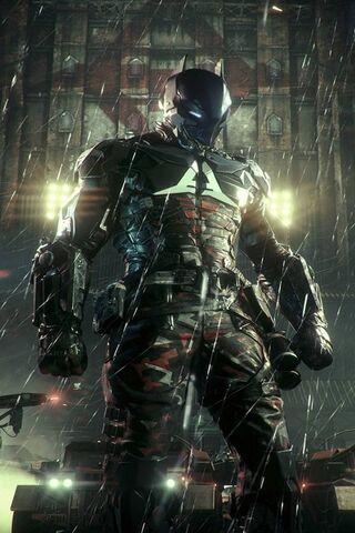 Hiệp sĩ Batman Arkham