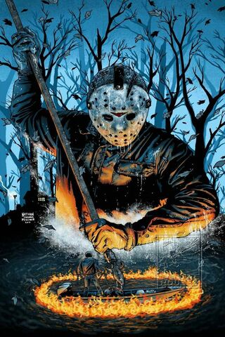Jason Voorhees Wallpaper Download To Your Mobile From Phoneky