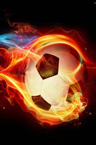 Bola Sepak Kebakaran