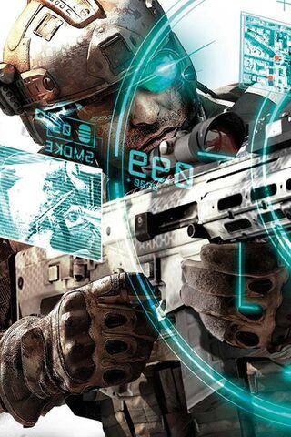 Ghost Recon Fs