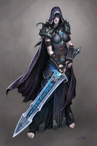 Death Lady