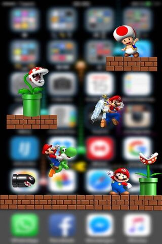 Mario Awesome