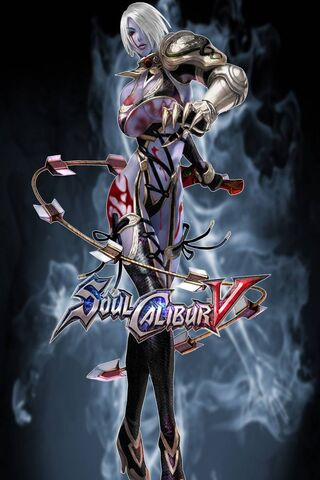 Ivy Soul Calibur V Wallpaper Download To Your Mobile From