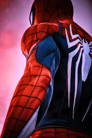 Người nhện Ps4