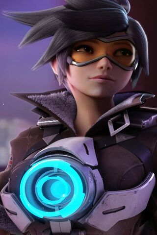 Traceur - Overwatch