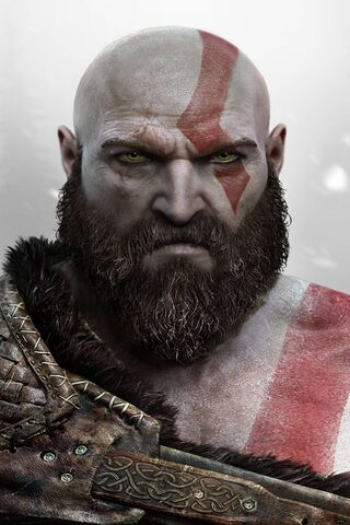 God Of War - Kratos