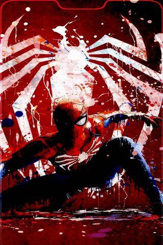 Spiderman Dark Notch