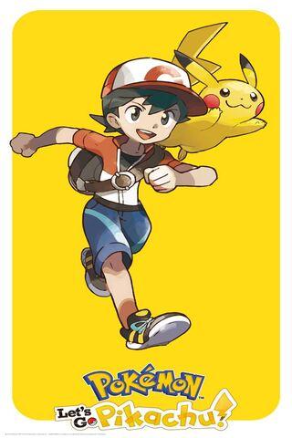 Pokemon Lg Pikachu