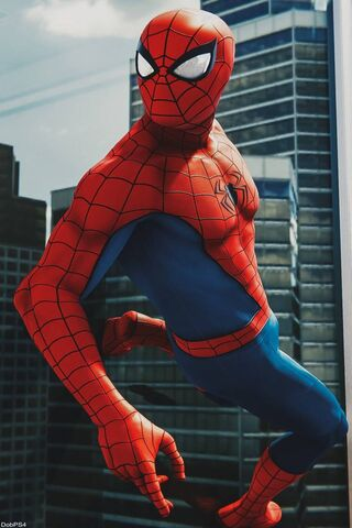 Spider-Man Ps4