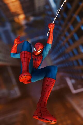 स्पाइडर मैन Ps4