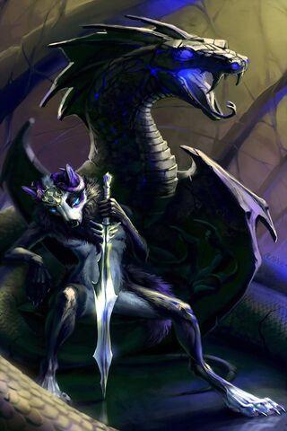 Rồng ma thuật