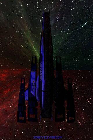 नॉरमैंडी Sr2 अंतरिक्ष
