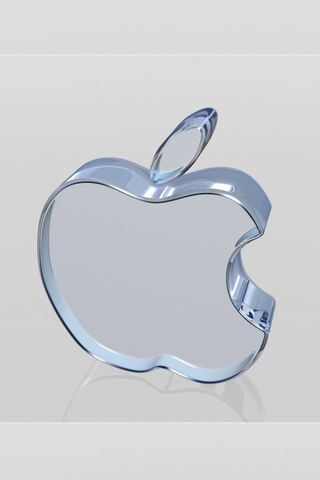 Glass Apple