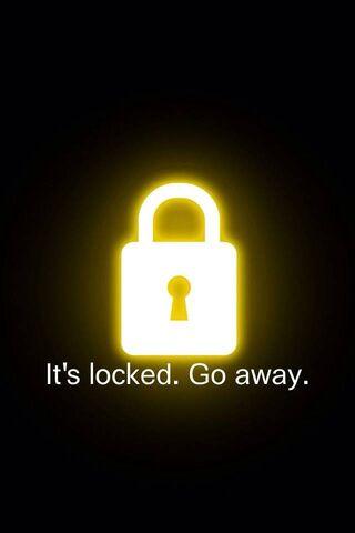 Its Locked