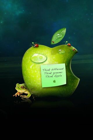 Engraçado-Apple