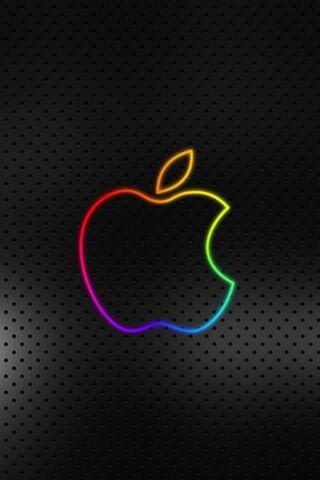 Appleपल इंद्रधनुष्य 2