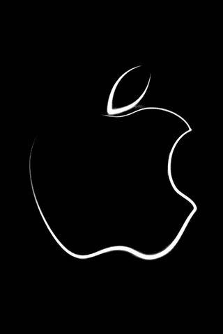 Black Light Apple