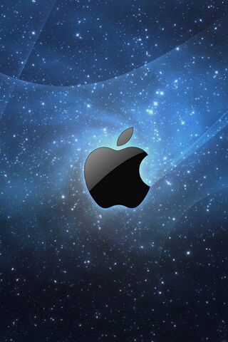Galaxy Apple Logo