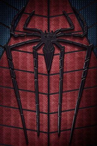 Логотип Spiderman