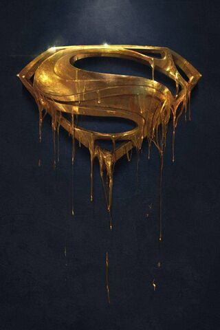 Gold Superman