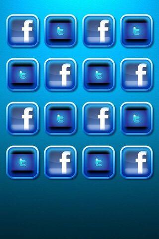 Niebieski ekran Fb